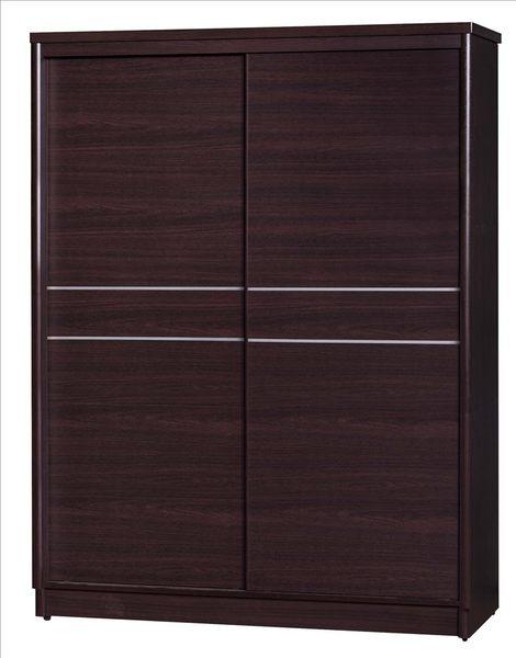【新北大】✵Z39-03 馬克6尺衣櫥/衣櫃(附鏡)(木心板)(梧桐/雪松/胡桃)(17購)