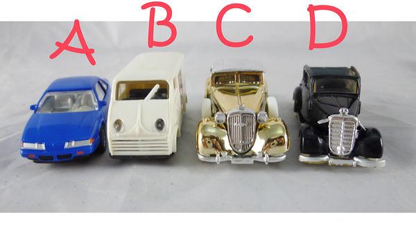 【震撼精品百貨】西德Herpa1/87模型車~PAT MOE CHINA/DKW F89L/HORCH 353A/BENZ【共4款】