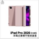 iPad Pro 2020 (11吋) 充電式筆槽平板保護套 附充電筆槽 平板套 皮套 保護殼