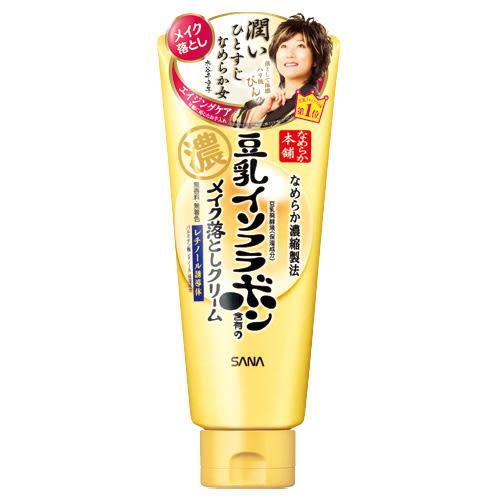 SANA 莎娜 豆乳美肌緊緻潤澤卸妝霜(180g)【小三美日】