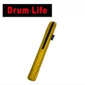 【敦煌樂器】Drum Life STB1 兩雙入鼓棒袋 赤金黃色款
