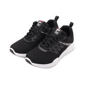 FILA 透氣輕量跑鞋 黑 5-J915T-011 女鞋 鞋全家福