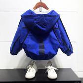 童裝男童外套3兒童5韓版7蝙蝠衫8歲上衣寶寶潮裝夾克 伊衫風尚