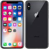Apple iPhoneX / iPhone X / iX 64G 5.8吋 全螢幕設計 / 現金優惠價【太空灰】