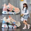 女童鞋 女童鞋夏季網鞋2020新款兒童網...