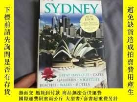 二手書博民逛書店DK罕見eyewitness travel SydneyY206