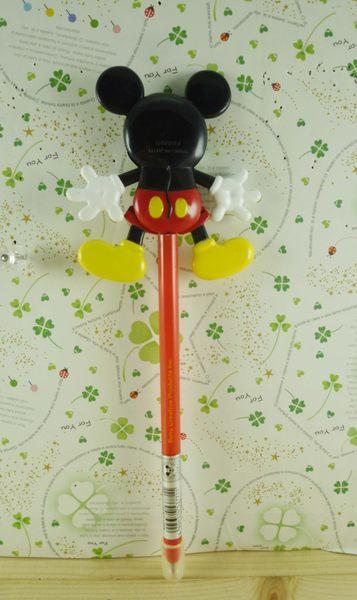 【震撼精品百貨】Micky Mouse_米奇/米妮 ~原子筆-張開手