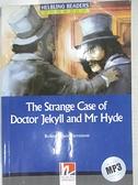 【書寶二手書T1/原文小說_ASM】The Strange Case of Doctor Jekyll and Mr Hyde_附光碟