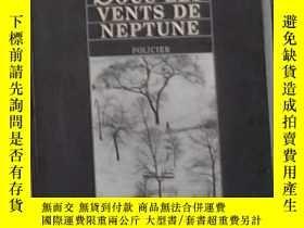 二手書博民逛書店原版法語小說罕見Sous les vents de Neptun