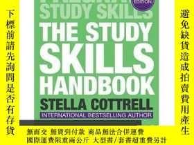 二手書博民逛書店The罕見Study Skills Handbook (第4版)