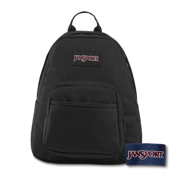 【JANSPORT】HALF PINT FX 系列後背包 -碳纖黑(JS-43908)