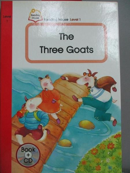 【書寶二手書T2/語言學習_KQP】The Three Goats