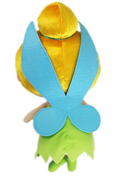 【卡漫城】 奇妙仙子 玩偶 37CM ㊣版 tinker bell 小精靈 彼得潘 娃娃 布偶 擺飾 佈置 3 9 9元