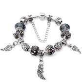 串珠手鍊-水晶飾品帶我去飛翔生日母親節禮物女配件73bf36【時尚巴黎】