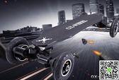 智慧滑板GX-W簡思維越野電動滑板車減震充氣輪雙驅成人智慧代步電動車 igo摩可美家