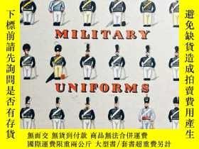 二手書博民逛書店British罕見Military Uniforms 大兵小人Y417672 James Laver Peng