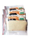 抗菌口罩過濾片 (淺褐色) (50入/包) SGS檢測 抗菌99%