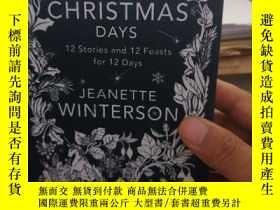 二手書博民逛書店Christmas罕見Days: 12 Stories and 12 Feasts for 12 Days (大3
