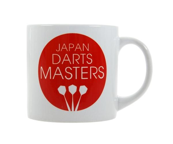 【PDJ】JAPAN DARTS MASTERS MUG CUP 飛鏢配件 DARTS