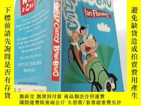 二手書博民逛書店chitty罕見chitty bang bang:小叮當Y200392