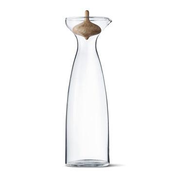 丹麥 Georg Jensen Alfredo Carafe 1.0L 喬治傑生 艾爾菲雷多 玻璃水瓶