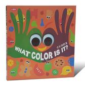 《 小康軒 Kids Crafts 》What color is it?-色彩遊戲書╭★ JOYBUS玩具百貨