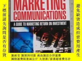 二手書博民逛書店Profitable罕見Marketing Communications Anthony Young & Lucy