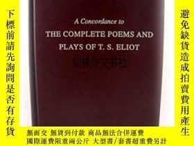 二手書博民逛書店【罕見】1996年出版 Concordance To The C
