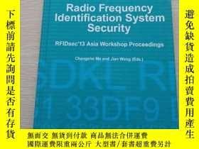 二手書博民逛書店Radio罕見Frequency Identification