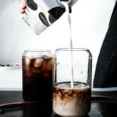 可樂杯創意玻璃水杯子咖啡杯易拉罐杯子奶茶杯雞尾酒杯【聚寶屋】