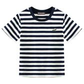 『小鱷魚童裝』百搭條紋T恤(02號~06號)533495