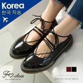 包鞋.繞腳綁帶馬汀包鞋-FM時尚美鞋-韓國精選.Ciao