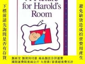 二手書博民逛書店A罕見Picture For Harold s Room (an I Can Read Book)Y25556