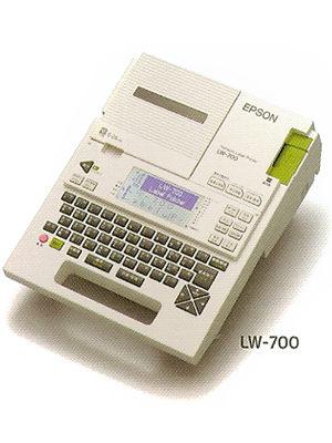 ◤全新品 含稅 免運費◢ EPSON LW-700 可攜式輕巧型標籤機【原廠公司貨】