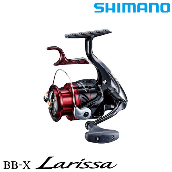 漁拓釣具 SHIMANO 16 BB-X LARISSA 2500DHG / 2500DXG / C3000DHG / C3000DXG (手剎車捲線器)