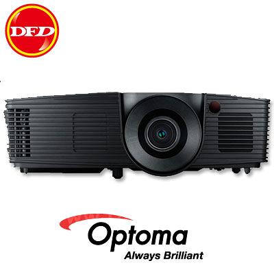 (殺)OPTOMA X312 XGA 多媒體簡報會議 無須關燈 投影機 公貨 送90吋手拉布幕 保固三年 燈泡6000小時