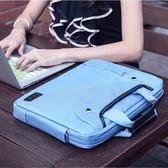 筆電包 蘋果筆記本電腦包13.3英寸13小米12聯想15內膽手提單肩15.6男女14【中秋節禮物好康八折】