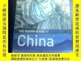 二手書博民逛書店The罕見rough guide to chinaY269331