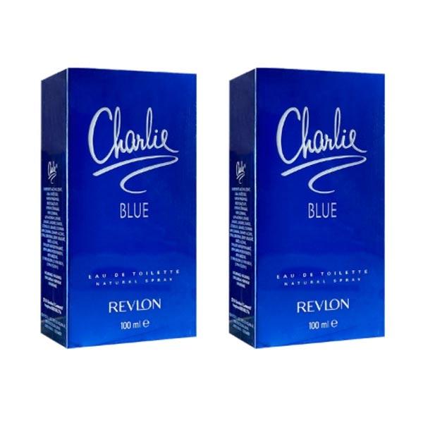 REVLON Charlie 查理香水-藍色BLUE(100ml)【小三美日】※禁空運