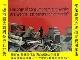 二手書博民逛書店Toxic罕見Capitalism: The Orgy of C