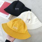 造型帽兒童兒童帽凹造型盆帽寶寶遮陽帽子 嬡孕哺