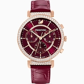 SWAROVSKI 施華洛世奇 PASSAGE CHRONO 幸福航程計時腕錶 5580345