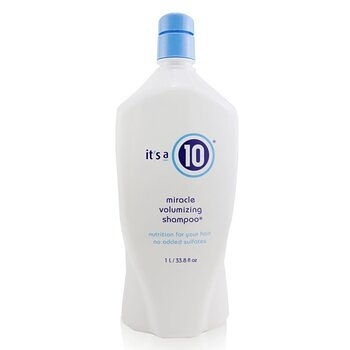 SW-IT S A 10 十全十美-57 Miracle Volumizing Shampoo 洗髮露 1000ml