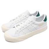 【六折特賣】adidas 休閒鞋 Everyn W 白 綠 復古奶油底 金標 厚底 餅乾鞋 基本款 女鞋【PUMP306】 CG6076