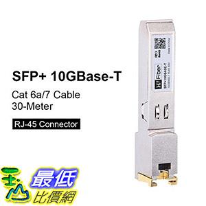 [8美國直購] 收發器模組 SFP+10GBASE-T Transceiver Copper RJ45 Module Compatible for Cisco SFP-10G-T-S_e18