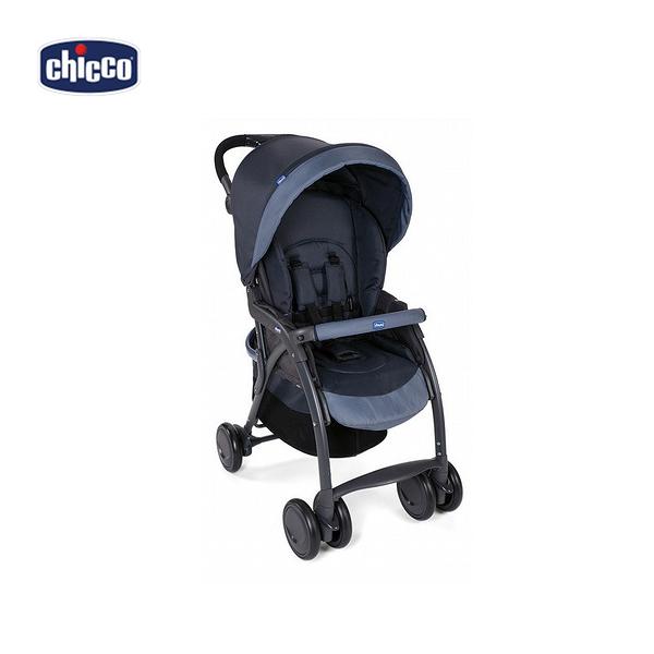 Chicco SimpliCity 都會輕便推車/手推車(風格版) -印墨藍