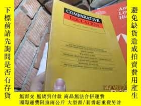 二手書博民逛書店comparative罕見education volume 49