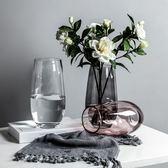 現代歐式擺件簡約明插花花器客廳家居裝飾擺件洛麗的雜貨鋪
