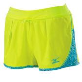 Mizuno  粉彩點點抗紫外線女運動平織短褲 32TB628145
