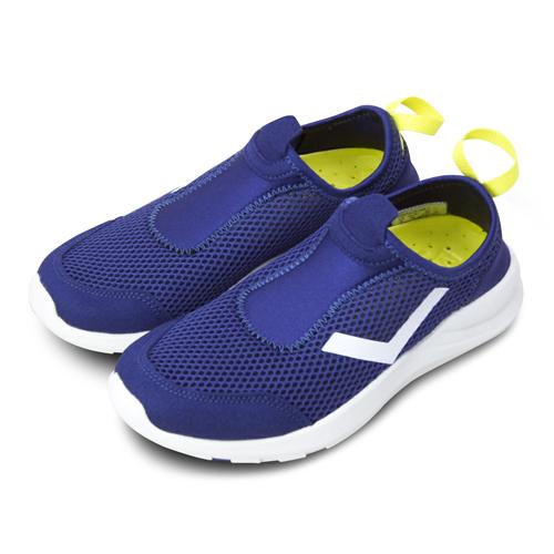 LIKA夢 PONY 輕便透氣休閒慢跑鞋 AQUA H2O 系列 藍紫 72W1AQ61NB 女